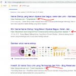 Cara Merubah Permalink Blogspot dengan Mudah Setelah Dipublikasikan