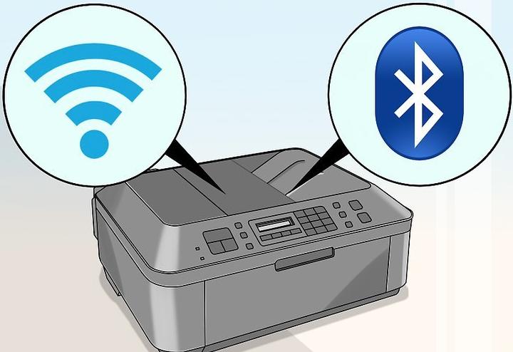 sharing printer wifi dan bluetooth