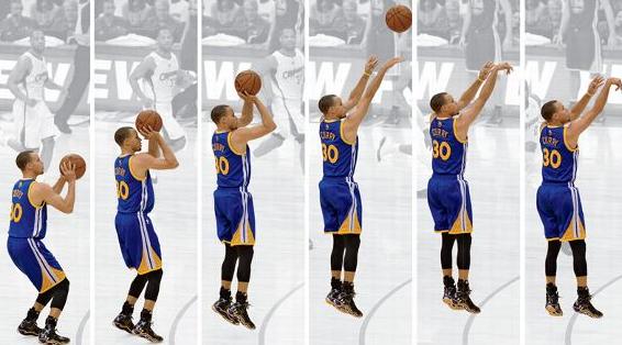 teknik jump shoot bola basket