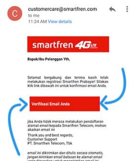 email aktivasi smartfren