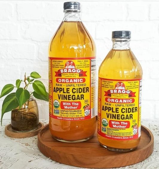 manfaat cuka apel bragg apple cider vinegar